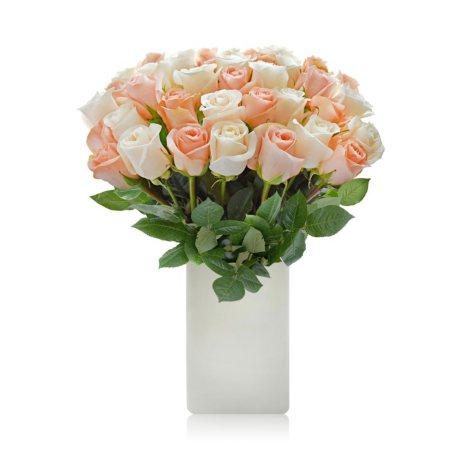 Premium Rose Bouquet, 50 stems (choose color)