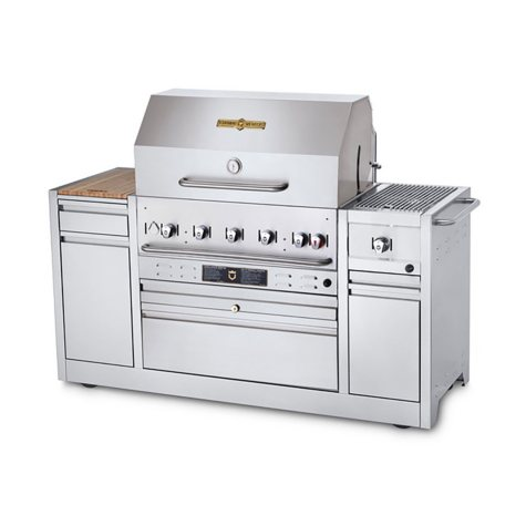 Crown Verity Hotel Series Grills MBI-36I Natural Gas
