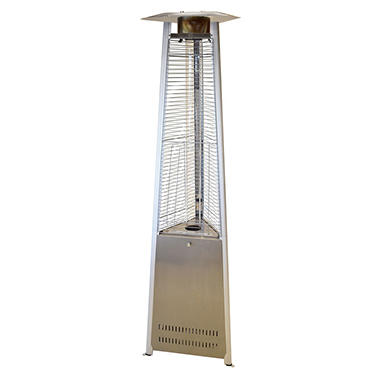 Crown Verity Quartz Tube Tower Patio Heater