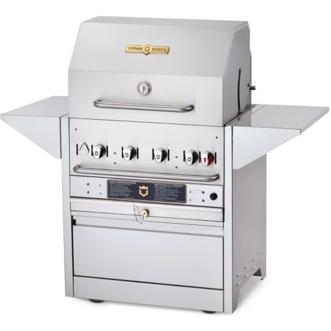 Crown Verity Hotel Series Grills MBI-30 Liquid Propane