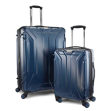 Samsonite 2-Piece Hardside Luggage Set - Sam's Club