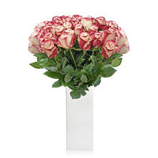 Rose Bouquet, 80cm (36 Stems, Choose Color)