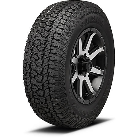 Kumho Road Venture MT51 - LT265/70R17/E 118Q Tire