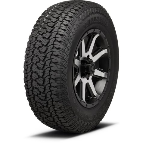 Kumho Road Venture MT51 - LT265/75R16/E 120Q Tire