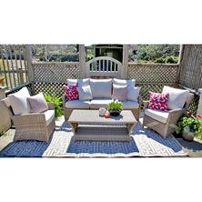 Oakmont 6-Piece Deep Seating Set