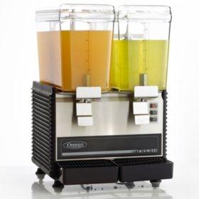 Omega Double Bowl Drink Dispenser