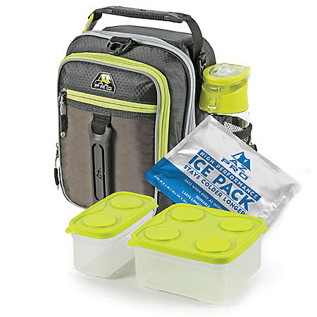 Arctic Zone Pro High-Performance Dual Compartment Kids Lunch Box (Assorted Colors)