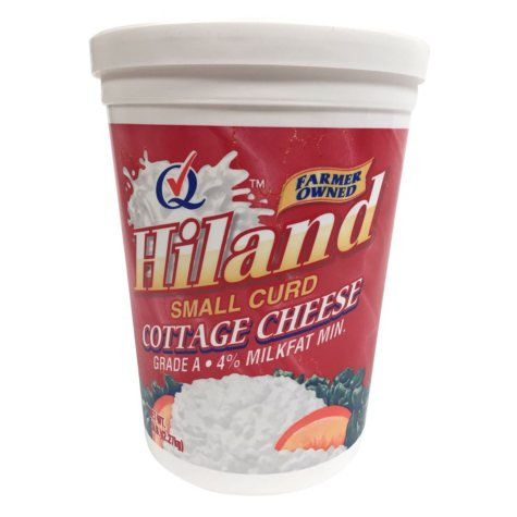 Hiland 4% Cottage Cheese (5 lbs.)