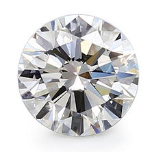 Premier Diamond Collection 1.00 CT. Round Brilliant Diamond - GIA (I, VS1)