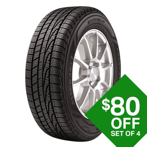 Goodyear Assurance WeatherReady - 195/65R15 91H Tire