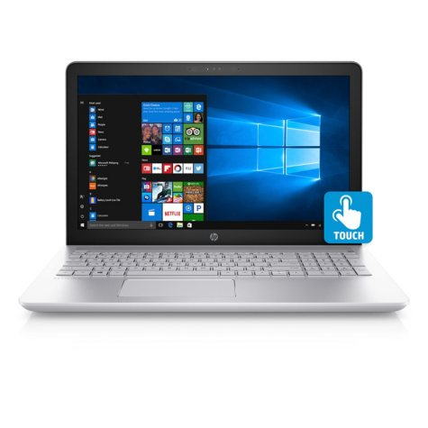 "HP Pavilion Touchscreen 15.6"" FHD IPS Notebook, Intel Core i7-8550U Processor, 16GB Memory, 1TB Hard Drive, 4GB GT940MX Graphics, DVD Drive, Backlit Keyboard, B&O Play Audio, 2 Year Warranty Care Pack"