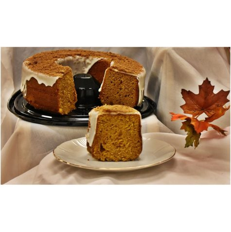 Member's Mark Pumpkin Bundt Cake (50 oz.)