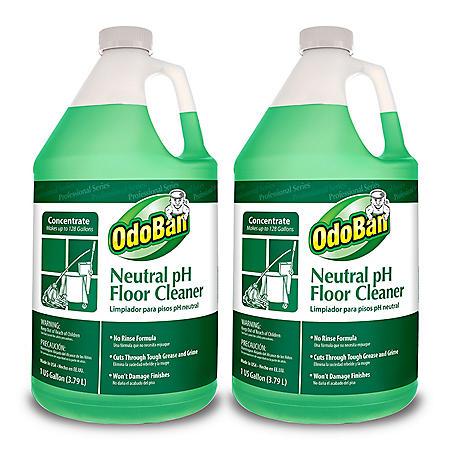 OdoBan Earth Choice Neutral pH Floor Cleaner (128 oz., 2 ct.)