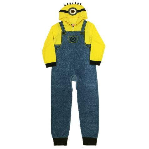 Despicable Me Minion Novelty Hooded Blanket Sleeper