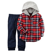 Carter's Boys' 2-Piece Playwear Set