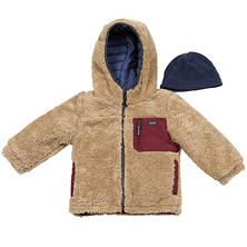 Osh Kosh Boys' Reversible Coat