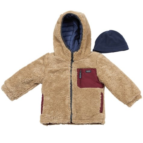 Osh Kosh Boys' Reversible Coat