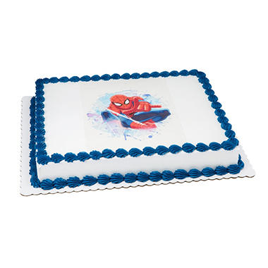Sam S Club Ultimate Spiderman Cake