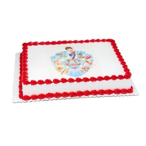 Member's Mark 1/2 Sheet PAW Patrol Cake