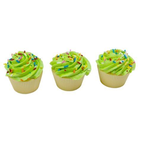 Member's Mark Bright Sprinkle Cupcakes (30 ct.)