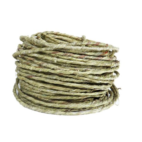 Oasis Rustic Wire, Green, 70 Feet Per Roll (Choose 1 or 10  Rolls)