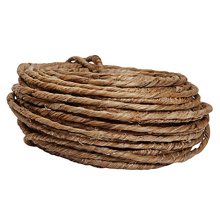 Oasis Rustic Wire, Natural, 70 Feet Per Roll (Choose 1 or 10 rolls)