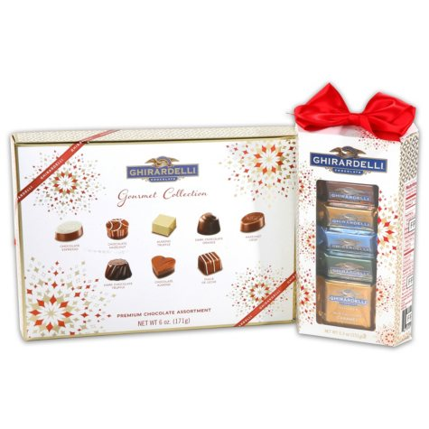Ghirardelli Holiday Bundle