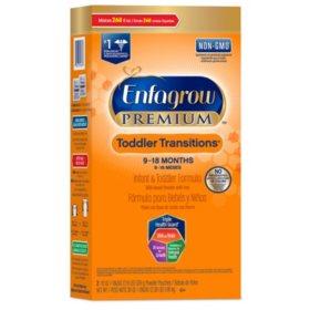 Enfagrow Premium Toddler Transitions Powder Formula (19 oz., 2 pk.)