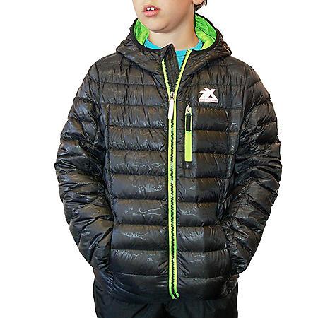 ff913dc1a ZeroXposur Boys' Down Puffer Jacket - Sam's Club