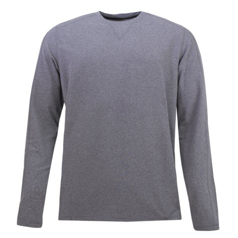 Free Country Men's Long Sleeve Brushed Crew Neck Shirt