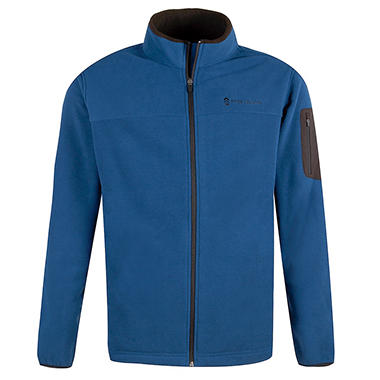 Free Country Men's Active Full Zip Fleece Jacket
