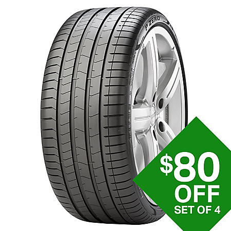 Pirelli P-Zero PZ4-Luxury - 255/35R20/XL 97Y Tire