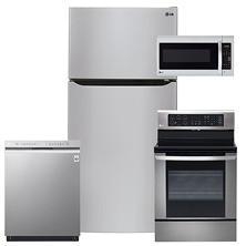 Medium image of top rated lg ltcs24223s lre3061st lmv2031st ldf5545st stainless steel kitchen suite