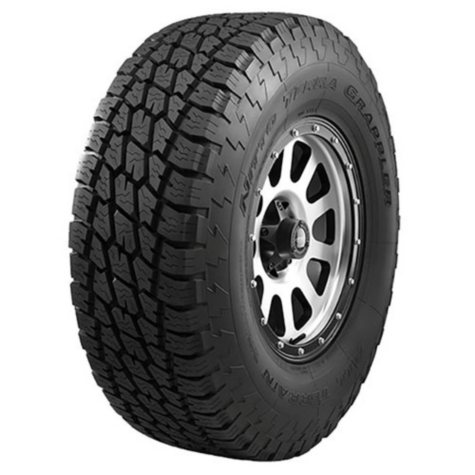Nitto Terra Grappler - LT265/75R16/E 123Q Tire