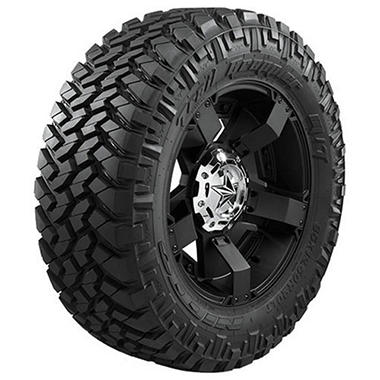 Nitto Trail Grappler M/T - LT35X12.50R18/E 123Q Tire