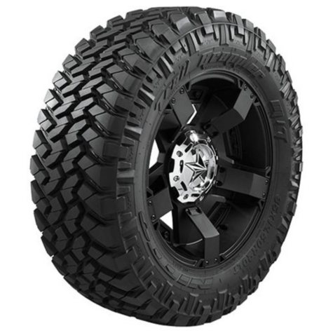 Nitto Trail Grappler M/T - LT37X12.50R18/E 128Q Tire