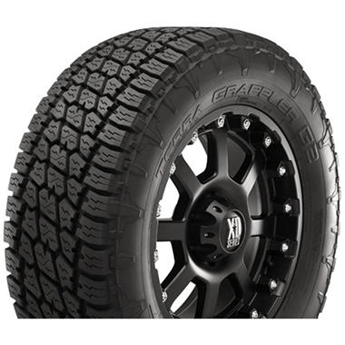 Nitto Terra Grappler G2 - LT265/70R17/E 121S Tire