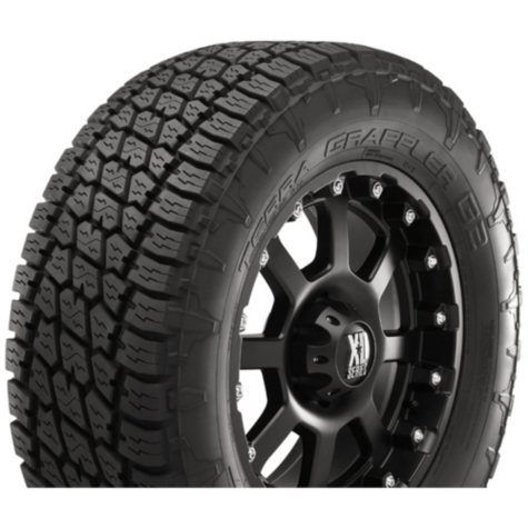 Nitto Terra Grappler G2 - LT35X12.5R22/E 117R Tire