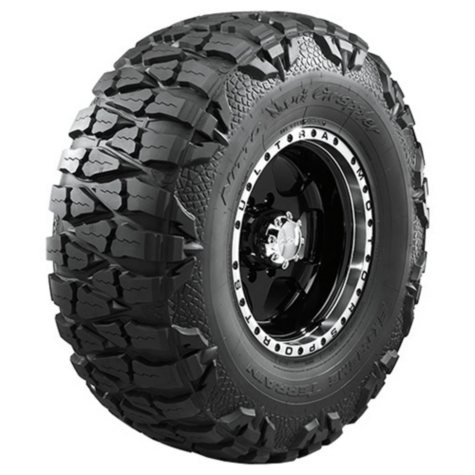 Nitto Mud Grappler - LT33X12.50R18/E 118Q Tire