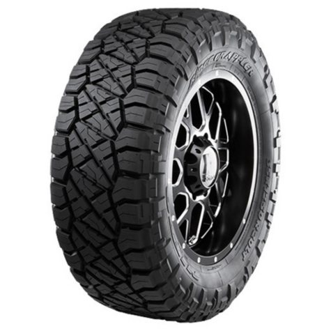 Nitto Ridge Grappler -  LT37X12.50R17 124Q Tire