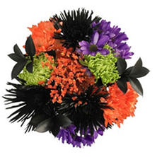 Ghosty Gardens Halloween Floral Bouquets (8 ct.)