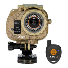 Spypoint XCEL HD Hunt Action Camera