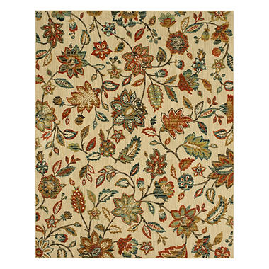 Karastan Pea Collection 8 X 10 Area Rug Orted Colors