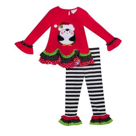 Emily Rose Holiday Legging Sets