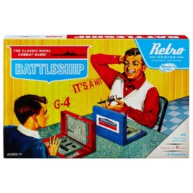 Hasbro Gaming: Retro Series Board Games (Various Titles)