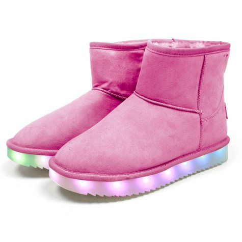 WonderTech Girl's LED Boots