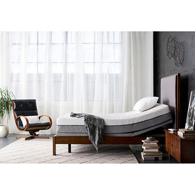 TEMPUR-Pedic Legacy Queen Mattress and TEMPUR-Ergo Premier Adjustable Base Set