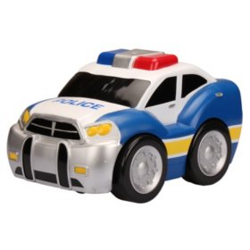 Jumbo Soft & Squeezable Radio Control Vehicle