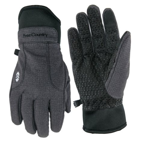 Free Country Men's Outdoor Softshell Gloves
