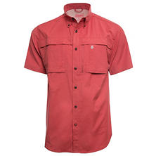 Coleman Men's Short Sleeve Adventure Stretch Shirt